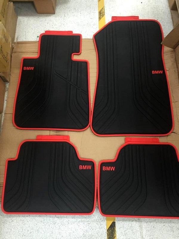nouvelle couleur tapis caoutchouc bmw f30 f31 bmw. Black Bedroom Furniture Sets. Home Design Ideas