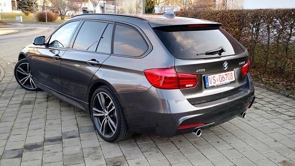 2017 BMW 340I Xdrive >> 340i M performance + freins and sound kit 2016 (JP) - Bmw-serie3.com