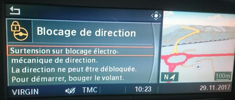 Voyant Rouge Blocage Direction Bmw Serie3 Com